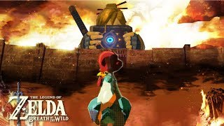 How To Attack Zelda Breath Of The Wild