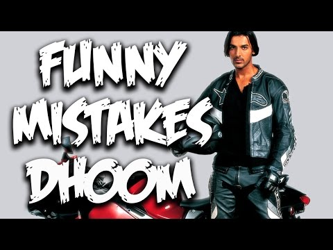 Everything Wrong With Dhoom Movie | Funny Bollywood Mistakes | Episode #22