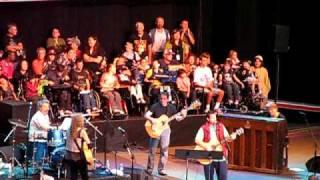 Adam Sandler - BSB 2009 - Grandma Song 10-25-09