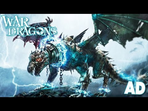 BEST DRAGON! - War Dragons Gameplay