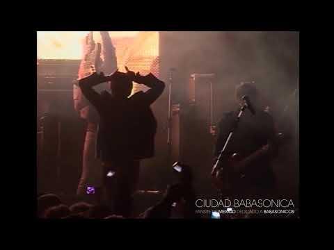 Soy Rock - Pendejo - Babasonicos en vivo