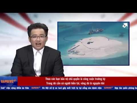 Rap News Số 14: Biển Đông tiiếp tục là câu chuyện nóng [OFFICIAL]
