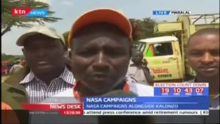 Raila Odinga casts vote-hunting net in Samburu