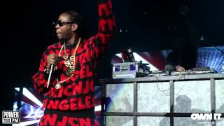 """2 Chainz performs """"I'm Different"""" 