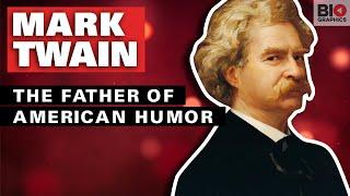 Mark Twain: The Father Of American Humor
