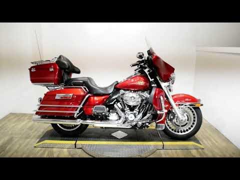 2012 Harley-Davidson Electra Glide® Classic in Wauconda, Illinois - Video 1