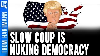 How Will the Ongoing Trump Coup End?