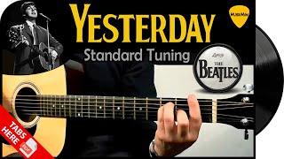 Yesterday - The Beatles / MusikMan #017 B