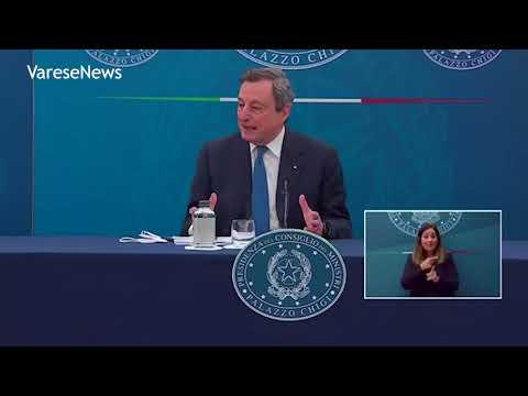 """Coronavirus, l'ira di Draghi: """"Con che coscienza si salta la fila per il vaccino?"""""""