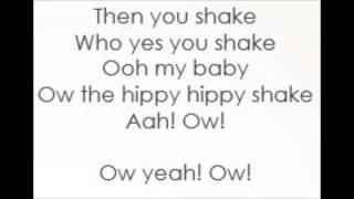 Hippy Hippy Shake - The Beatles (Lyrics)