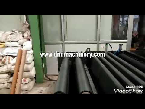 Mulch film punching Machine