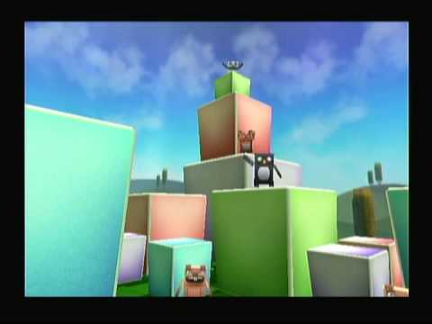 Boom Blox (Nintendo Wii) Game Play