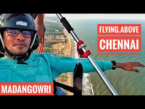 FIRST TIME: FLYING ABOVE CHENNAI | Tamil | Ask Madan Gowri 4