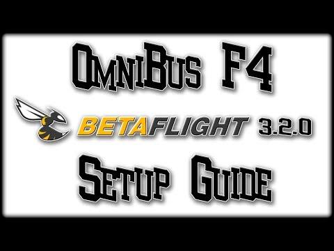 betaflight-setup-omnibus-f4-flight-controller-spektrum-dx9