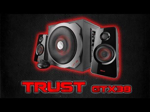 LE MIGLIORI CASSE DA GAMING ?! - Unboxing & Recensione [Trust] GXT38