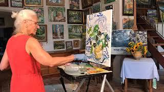 Van Gogh Sunflowers - Part 1
