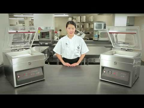 Vacuum Packing Machine | SV-310T/S