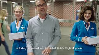 KLM Gave VR Headsets to Budget Airline Passengers So They'd Feel Like They're on KLM