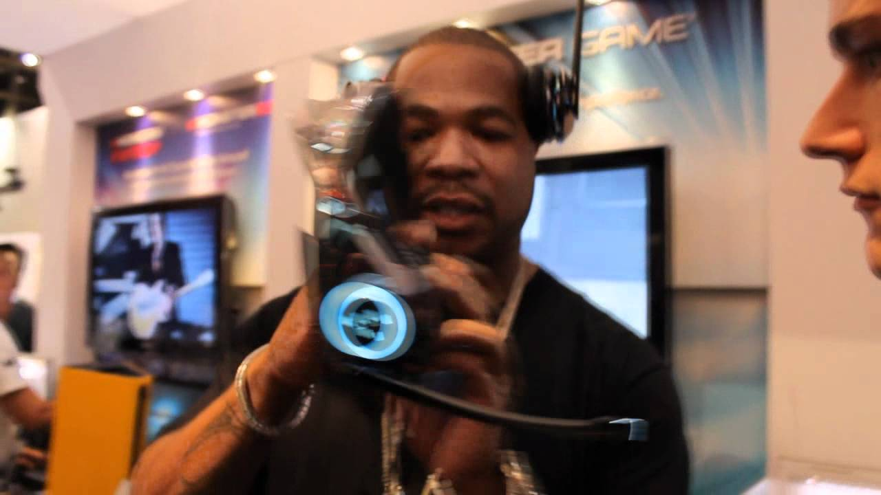 Watch Xzibit Pimp Monster's Game T1 Headset