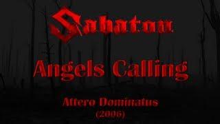Kadr z teledysku Angels Calling tekst piosenki Sabaton