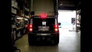 Hummer H2 V8 Tuning mit Supersport Sportauspuff