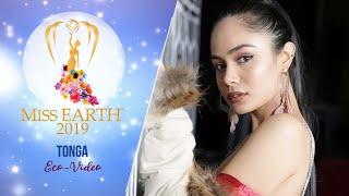 Titania Matekuolava Miss Earth Tonga 2019 Eco Video