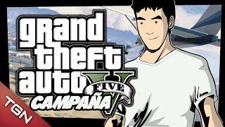 GTA 5: BIENVENIDOS A LOS SANTOS (GTA V GAMEPLAY)