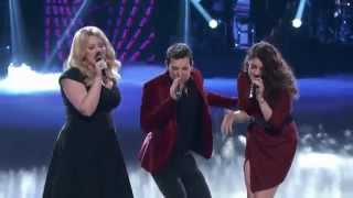 Bittersweet Symphony (The Voice) - Katrina Parker, Chris Mann and Lindsey Pavao
