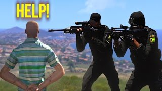 THIS IS BAD!! | Arma 3: Altis Life