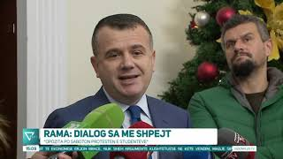 News Edition in Albanian Language - 17 Dhjetor 2018 - 15:00 - News, Lajme - Vizion Plus