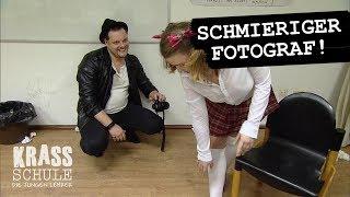 Krass Schule   Fotograf Belästigt Schülerin #001   RTL II
