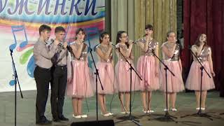 Песенка моя. Белгородские жемчужинки. Конкурс видео