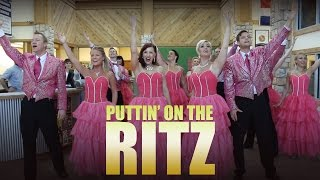 Puttin' on the Ritz performs at Branson Tourism Center  Video