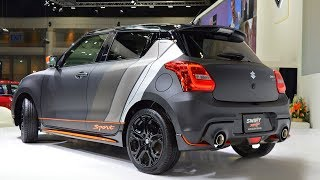 2019 Suzuki Swift Sport Auto Salon Version ( Modified Swift Cars In India ) || CAR CARE TIPS ||