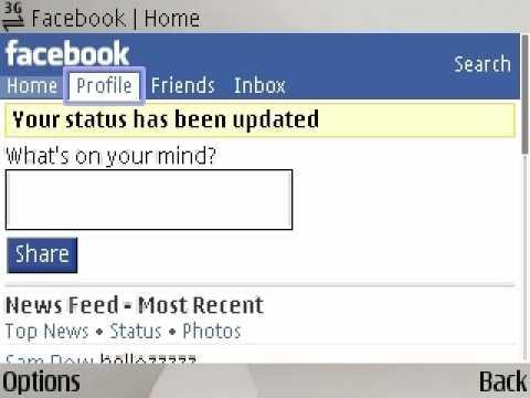 facebook messenger untuk nokia e63