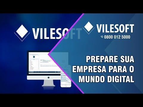 Imagem Vilesoft ERP - Mundo Digital