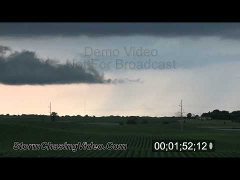 عاصفة رعدية في مقاطعة ستيرنز 8/1/2011