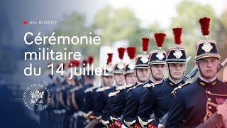 Cérémonie du 14 juillet - Une Nation engagée, unie et solidaire