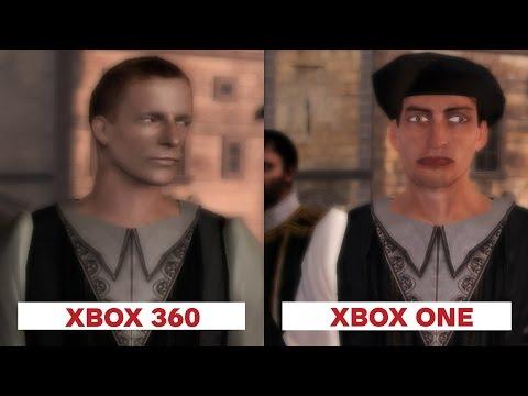 Assassin's Creed 2 Graphics Comparison: Xbox 360 vs. Xbox One