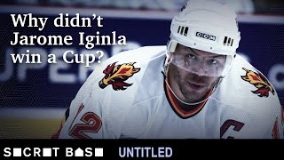 Jarome Iginla never won a Stanley Cup. Here's what left him empty-handed. thumbnail