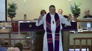 Fifth Sunday Lent Worship, Witness, Work, balancing our Christian Walk