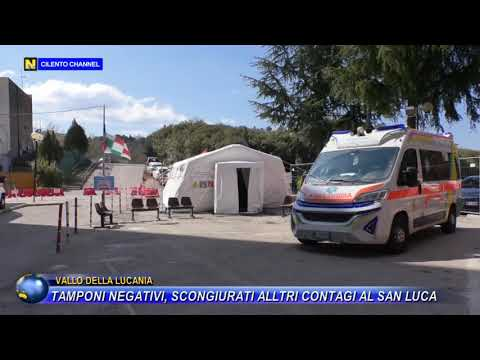 Tamponi negativi: scongiurati altri contagi al San Luca