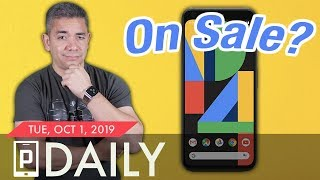 Google Pixel 4 XL Already on Sale Sort Of?