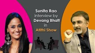 Bollywood Album Songs Singer Sunita Rao | Pari Hoon  Main Fame | Interview By Devang Bhatt