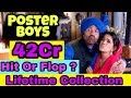 Poster Boys Worldwide Lifetime Collection & Verdict   Hit Or Flop ?   Sunny Deol