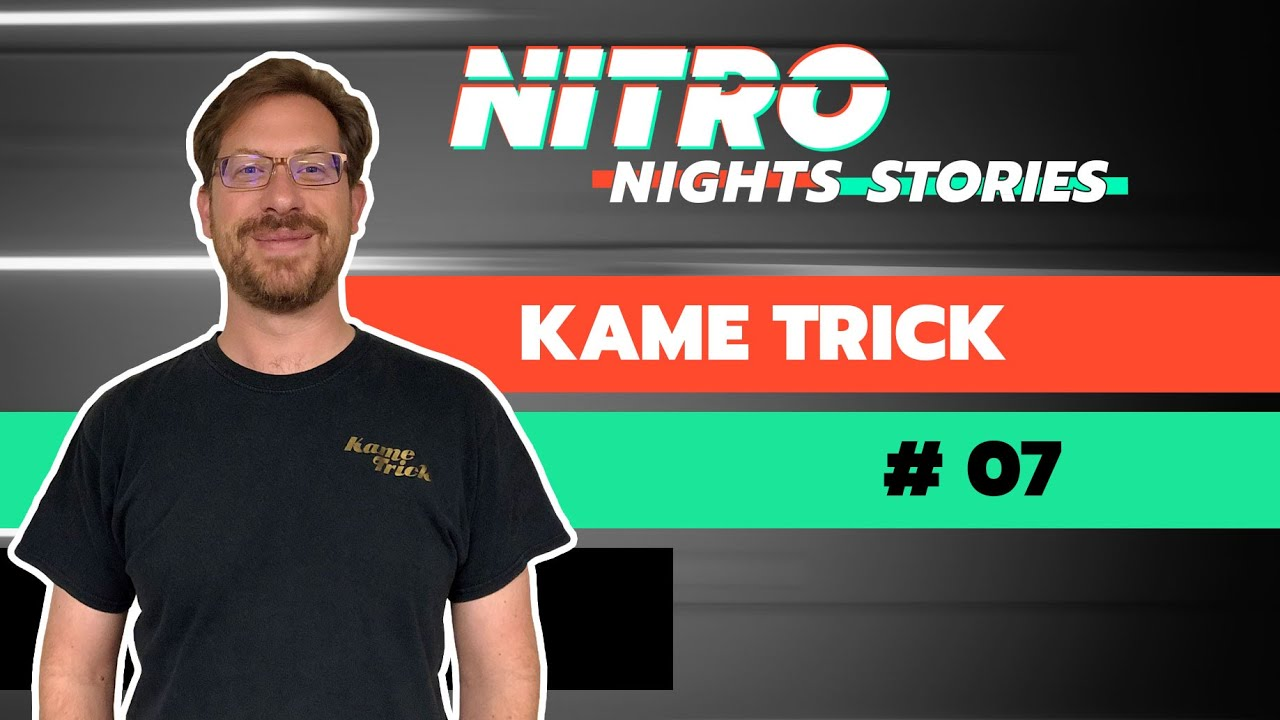 PODCAST | The Beauty of Drifting w/ Kame Trick | NitroNights Stories #7 – YouTube