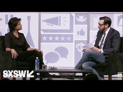 Julie Uhrman & Josh Topolsky Keynote | Interactive 2013 | SXSW