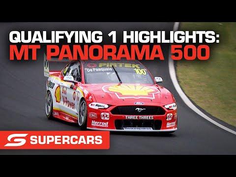 SUPERCARS 2021 Repco マウント・パノラマ500 予選のハイライト動画