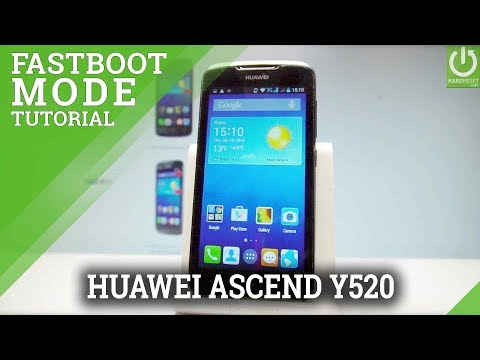 Huawei Ascend Y530 Stuck Fastboot Mode Fix - SUBHAN ALLAH MOBILE