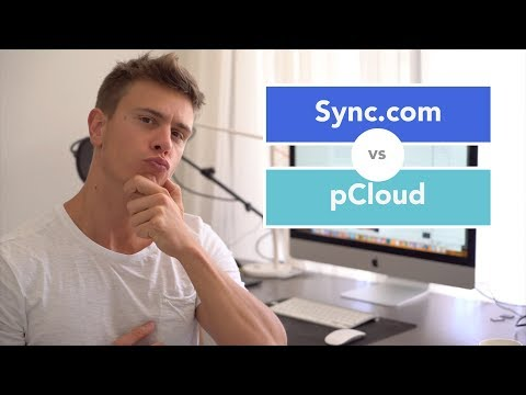Sync.com vs pCloud: Battle of the best cloud storage providers of 2018
